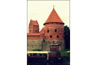 The castle of Trakai